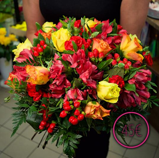 Цветочный курьер в Хаапсалу